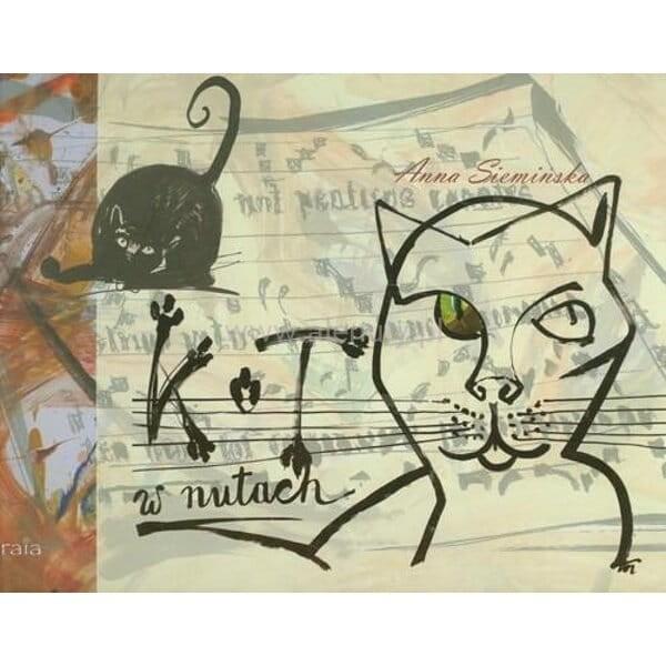 Kot W Nutach Bajka Dla Dzieci Siemińska Alenutypl Księgarnia