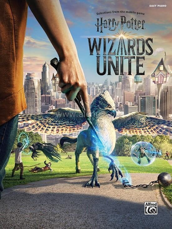 Harry Potter Wizards Unite (Easy Piano)