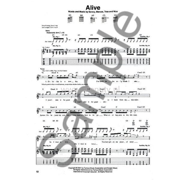 Guitar Chords Gitara Music Sheets Chords Tablature And Song