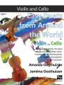 Easy Duets from Around the World for Violin and Cello - duety na skrzypce i wiolonczelę w prostym opracowaniu
