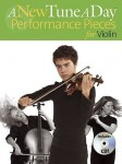 A New Tune A Day: Performance Pieces for Violin - nuty na skrzypce (+ płyta CD)