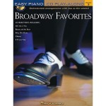 Easy Piano Play-Along Vol. 3: Broadway Favorites (+ płyta CD) - nuty na fortepian
