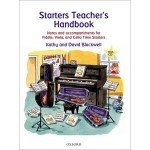 Starters Teacher's Handbook - akompaniamenty do Fiddle, Viola i Cello Time Starters (+ płyta CD)