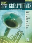Great Themes - Trumpet Play-Along Volume 4 - nuty na trąbkę (+ audio online)