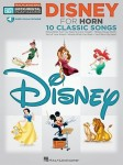 Disney for Horn: 10 Classic Songs - łatwe nuty na waltornię (róg) (+ audio online)
