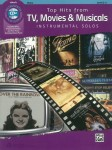 Top Hits From TV, Movies & Musicals - Violin (+ płyta CD) - nuty na skrzypce z fortepianem