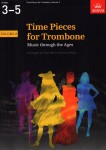 Time Pieces For Trombone 2 - nuty na puzon z fortepianem