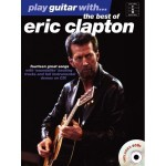 Play Guitar with The Best of Eric Clapton - nuty na gitarę z tabulaturami (+ płyta CD)
