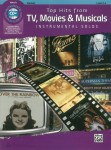 Top Hits From TV, Movies & Musicals - Clarinet (+ płyta CD) - nuty na klarnet z fortepianem