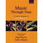 Music Through Time Flute Book 4 - nuty na flet z akompaniamentem