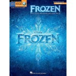 Pro Vocal Mixed Edition Volume 12 - Frozen - nuty na głos z tekstem i akordami gitarowymi (+ audio online)