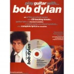 Play Guitar with Bob Dylan - nuty na gitarę z tabulaturą (+ płyta CD)
