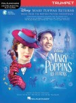 Mary Poppins Returns: Trumpet - nuty na trąbkę (+ audio online)