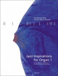 Jazz Inspirations for Organ 1 - nuty na organy