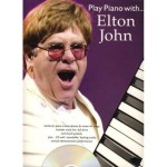 Play Piano with Elton John - nuty na fortepian (+ płyta CD)