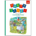 Party time - 18 party pieces for violin and piano - Michael Rose - nuty na skrzypce z fortepianem
