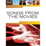 Really Easy Piano: Songs From The Movies - nuty na fortepian