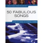 Really Easy Piano Collection: 50 Fabulous Songs - nuty na fortepian - księgarnia muzyczna Alenuty.pl