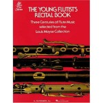 Young Flutist's Recital Book 1 - Three Centuries of Flute Music - Moyse - nuty na flet z fortepianem