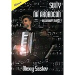 Suity na akordeon (+ płyta CD) nuty na akordeon - Suslov