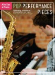 Pop Performance Pieces: Alto Saxophone And Piano - nuty na saksofon altowy i fortepian