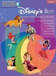 Easy Piano Play Along Vol. 15: Disney's Best (+ audio online) - nuty na fortepian
