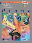 Alfred's Basic Piano Library: Top Hits! Solo Book Level 1 Complete - nuty na fortepian
