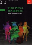 Time Pieces For Bassoon 2 - nuty na fagot z fortepianem