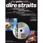 Play Guitar With Dire Straits - nuty na gitarę z tabulaturą (+ płyta CD)