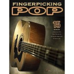 Fingerpicking Pop: 15 Songs Arranged For Solo Guitar - nuty na gitarę akustyczną + tabulatura