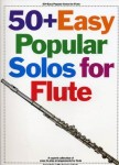 50+ Easy Popular Solos For Flute - nuty na flet