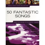 Really Easy Piano Collection: 50 Fantastic Songs - nuty na fortepian - księgarnia muzyczna Alenuty.pl