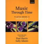 Music Through Time Flute Book 3 - nuty na flet z akompaniamentem