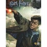 Harry Potter: Sheet Music From The Complete Film Series - muzyka z filmu Harry Potter na fortepian solo