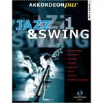 Akkordeon pur: Jazz & Swing 1 - nuty na akordeon