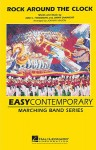 Easy Contemporary Marching Band: Bill Haley - Rock Around the Clock (Score & Parts) - nuty na młodzieżową orkiestrę dętą - księgarnia muzyczna Alenuty.pl