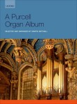 A Purcell Organ Album - nuty na organy