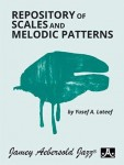 Yusuf Lateef: Repository Of Scales And Melodic Patterns - Treble Clef - księgarnia muzyczna Alenuty.pl