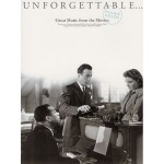 Unforgettable: Great Music From The Movies - muzyka filmowa na fortepian