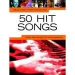 Really Easy Piano Collection: 50 Hit Songs - nuty na fortepian