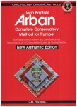 Arban - Complete Conservatory Method For Trumpet (+ audio online) - szkoła gry na trąbce