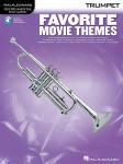 Favorite Movie Themes: Trumpet (+ audio online) - muzyka filmowa na trąbkę