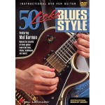 50 Licks Blues Style - Mat Gurman