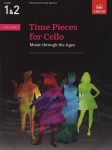 Time Pieces For Cello 1 - Paul Harris, Catherine Black - nuty na wiolonczelę z fortepianem - księgarnia muzyczna Alenuty.pl