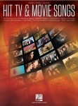 Hit TV & Movie Songs - na fortepian, melodia, akordy gitarowe, teksty