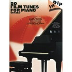 Dip In: 50 Film Tunes for Piano Graded - nuty na fortepian