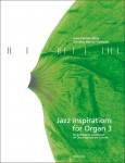 Jazz Inspirations for Organ 3 - nuty na organy