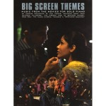 Big Screen Themes - Music From The Movies For Solo Piano - muzyka filmowa na fortepian