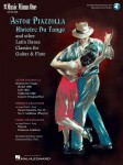 Astor Piazzolla - Histoire du Tango and other Latin Dance Classics - Guitar Edition (+ audio online) - nuty na gitarę klasyczną i flet poprzeczny - księgarnia muzyczna Alenuty.pl