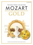 The Easy Piano Collection: Mozart Gold (+ płyta CD) - łatwe nuty na fortepian